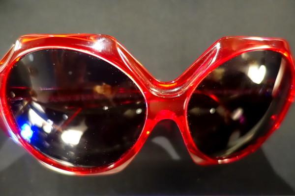 Iris Apfel Brille produziert von Selima Optique