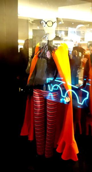 Outfit von Iris Apfel