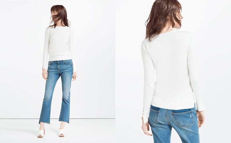 Jeans Vetements Zara Modepilot