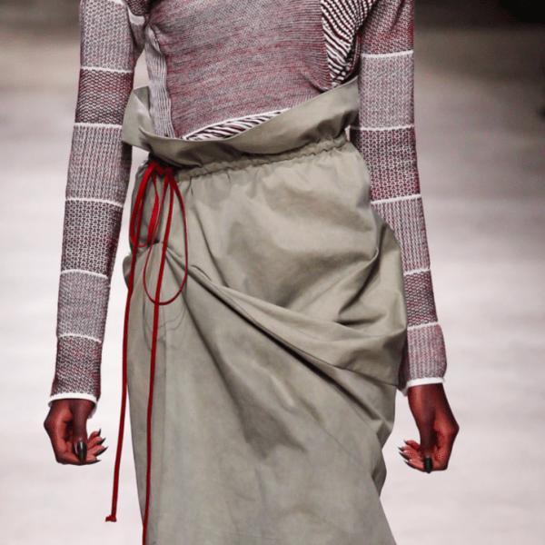 Neues vom Paperbag-Style – diesmal aus Paris