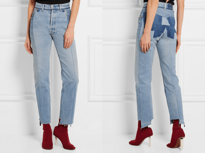 Vetements Jeans Modepilot