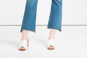 Vetements versus Zara Modepilot Jeans