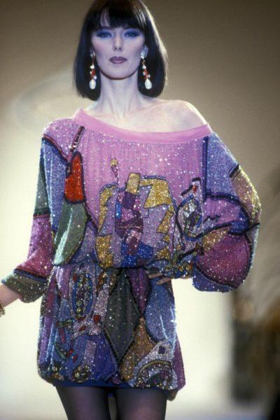 Gianni Versace, 1990