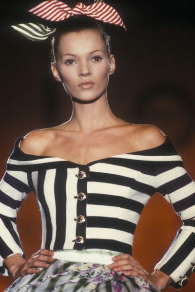 Kate Mose für Gianni Versace, 1993