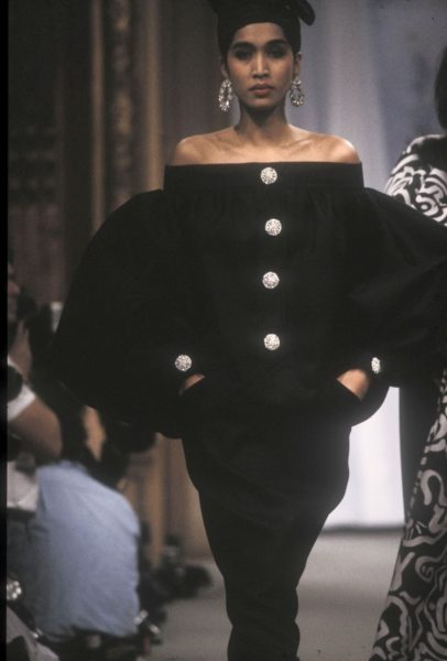 Patou by Christian Lacroix, 1986