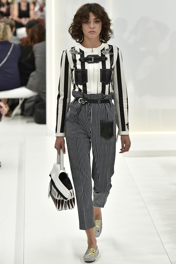 Tod's Modepilot Paperbag Style
