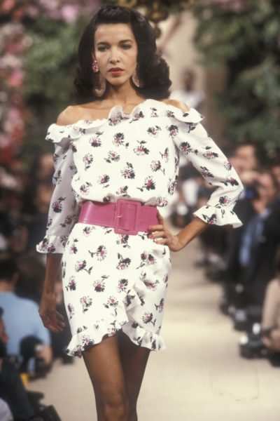 Yves Saint Laurent, 1987