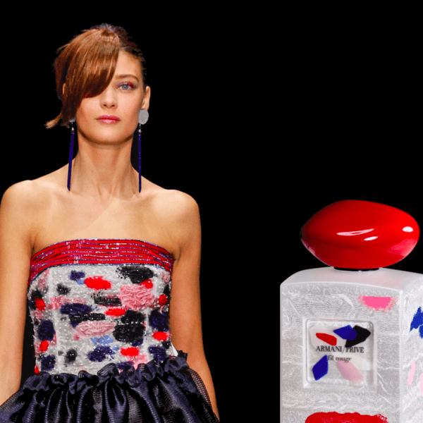 Armani Couture Edition 2016: der rote Faden