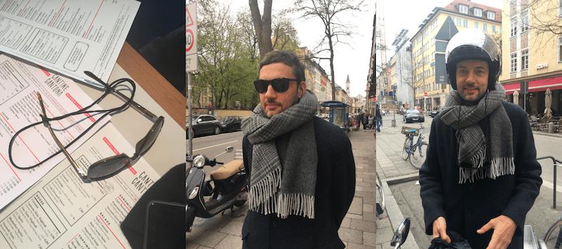 Florian Fritsche Brillenband Cantine Cantona Modepilot