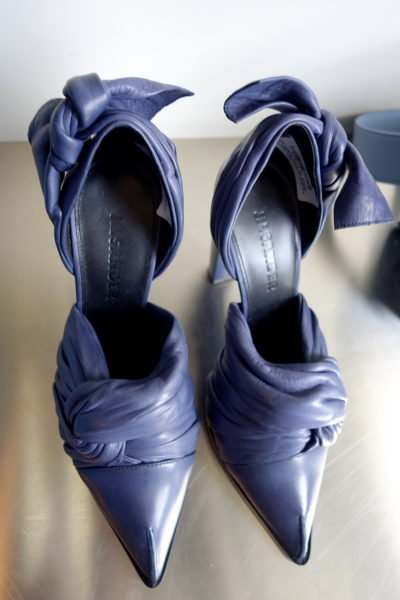 Jil Sander Schuhe für Sie schauen im Herbst so aus …