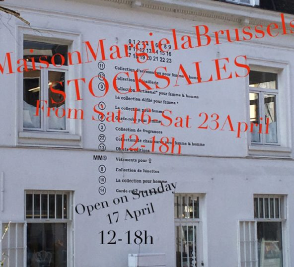 Maison Margiela Sale lagerverkauf