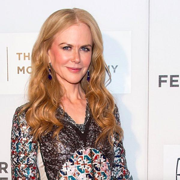 Best dressed: Nicole Kidman im LV-Paillettenkleid