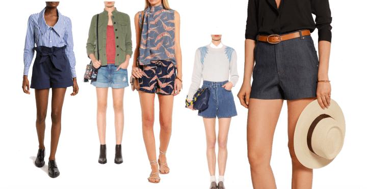 Shorts Modepilot Sommer 2016