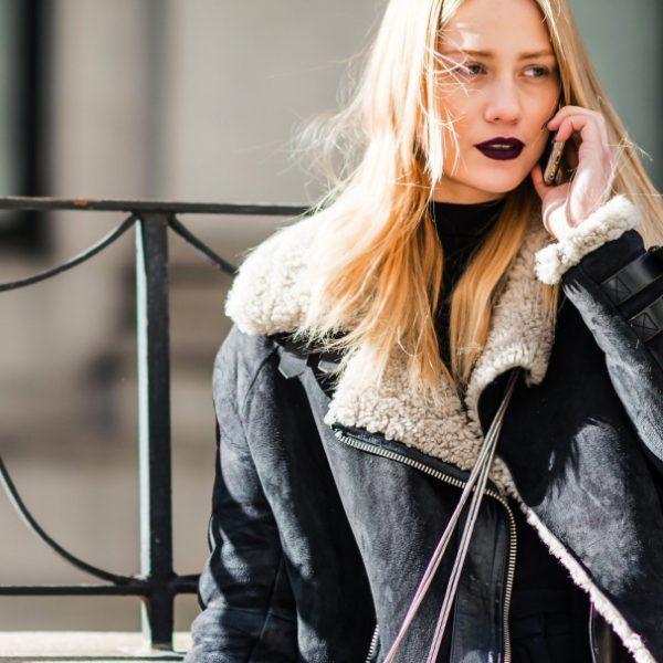 Lippenstift-Trend: Je dunkler, umso lieber