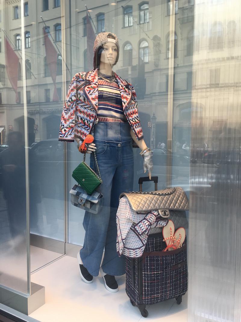 Chanel window Modepilot 2016