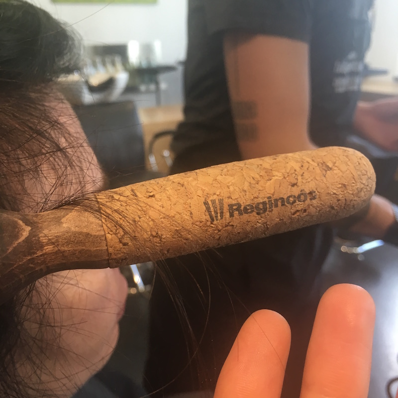 Regincos Profi Rundbürste glänzendes Haar Modepilot