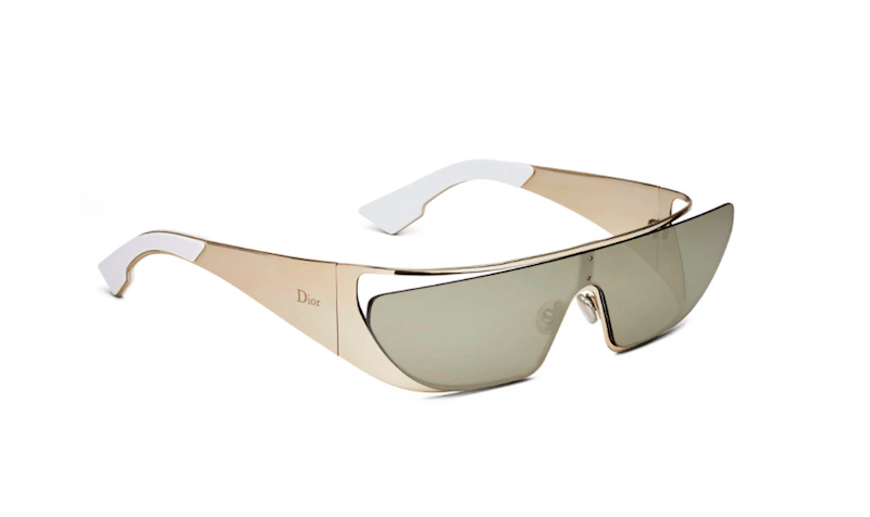 Rihanna Dior Modepilot Sonnenbrille