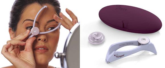 Slique Faden Enthaarung zuhause tool Beauty Modepilot