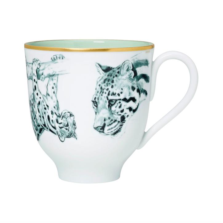 Tasse Leopard Hermes Modepilot Dallet
