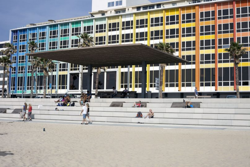 tel aviv strand modepilot