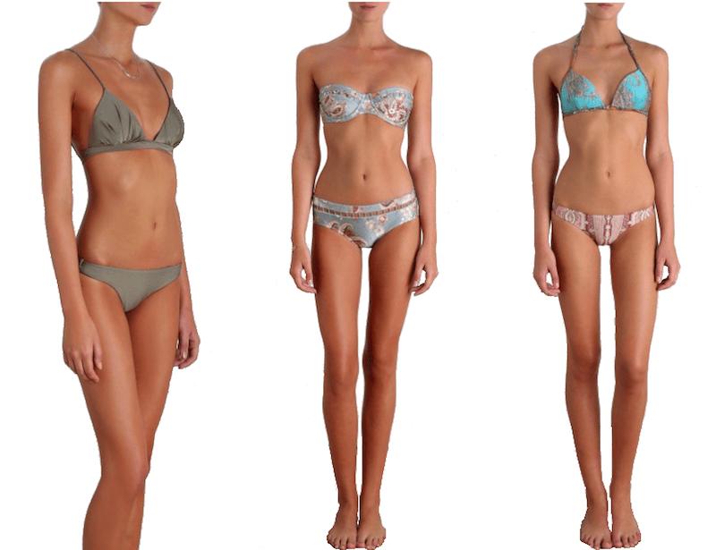Zimmermann Bikinis Modepilot 2016