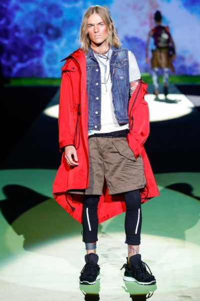 Dsquared2: Layering-Styling