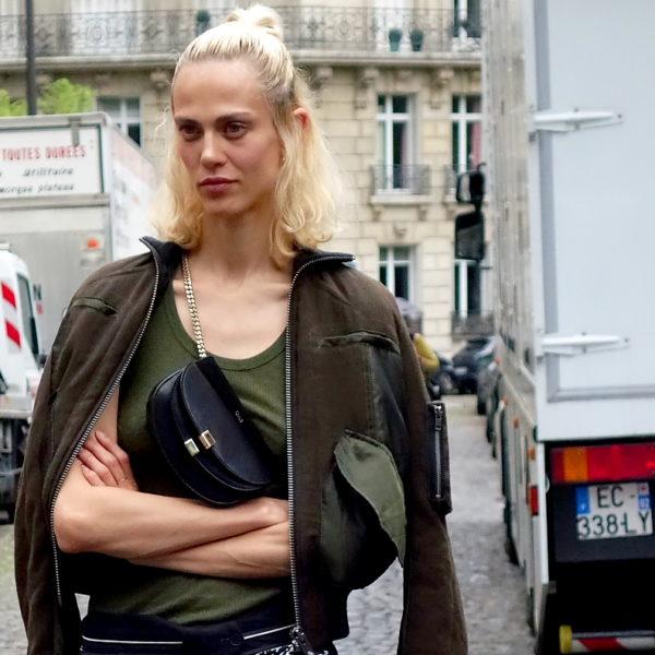 Erstes Streetstyle von der Pariser Menswear Schauen
