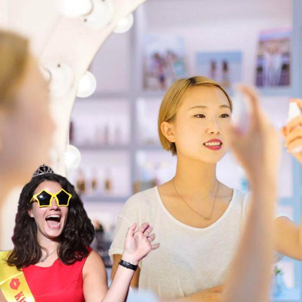 Wie ich die koreanische Beauty-Queen fast um den Verstand brachte