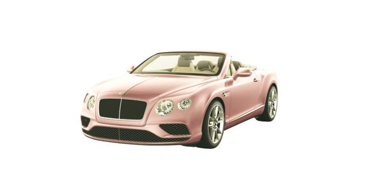 Bentley Pantone Rose Quarz Modepilot
