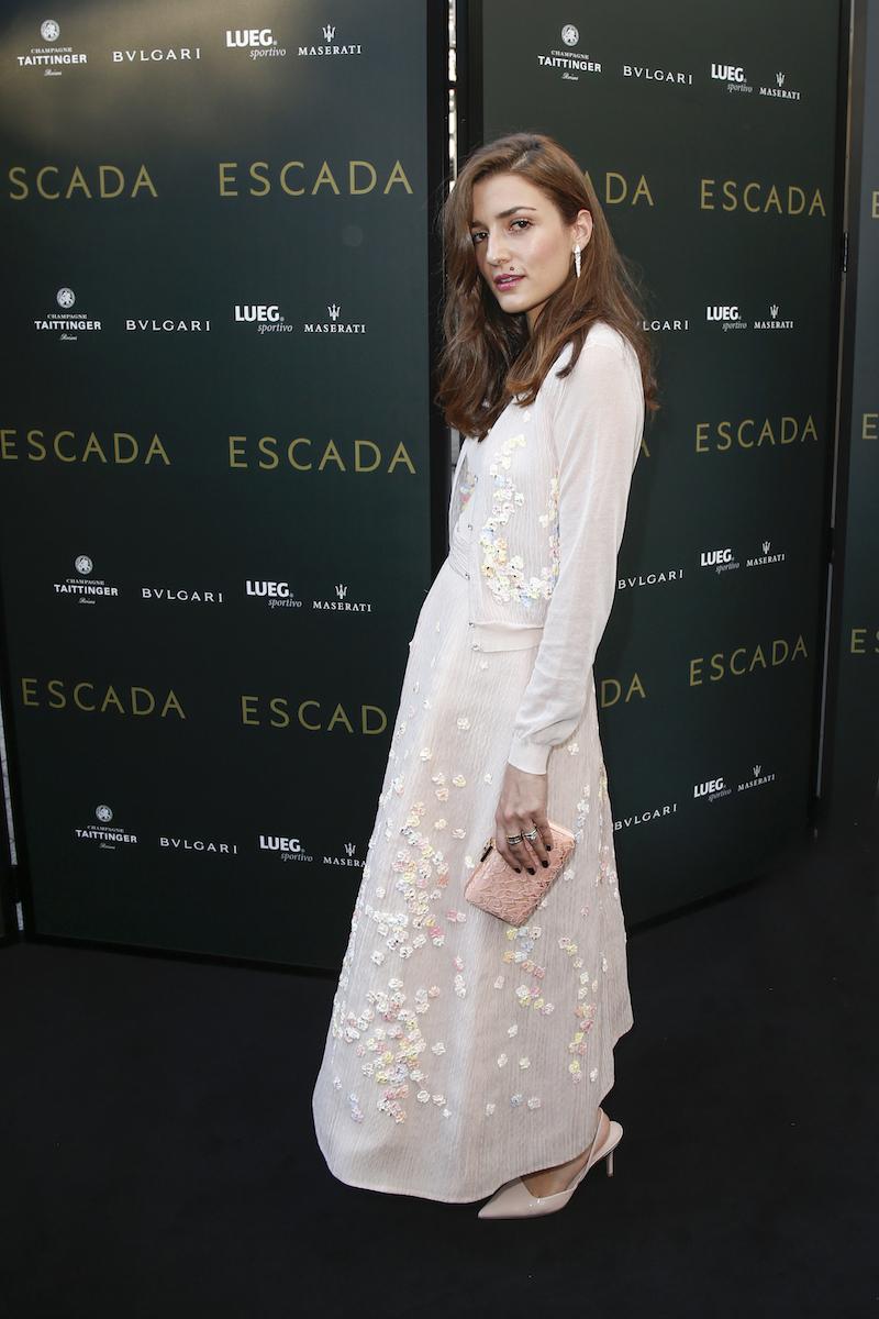 Eleonora Carisi Modepilot Escada