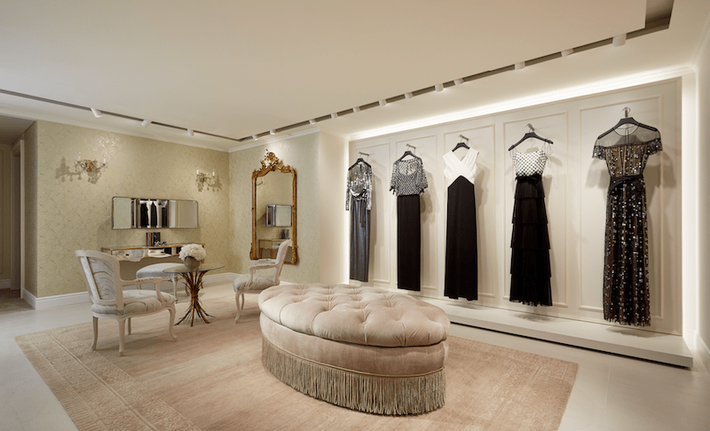 Escada Shop Konzept Concept Lounge Modepilot