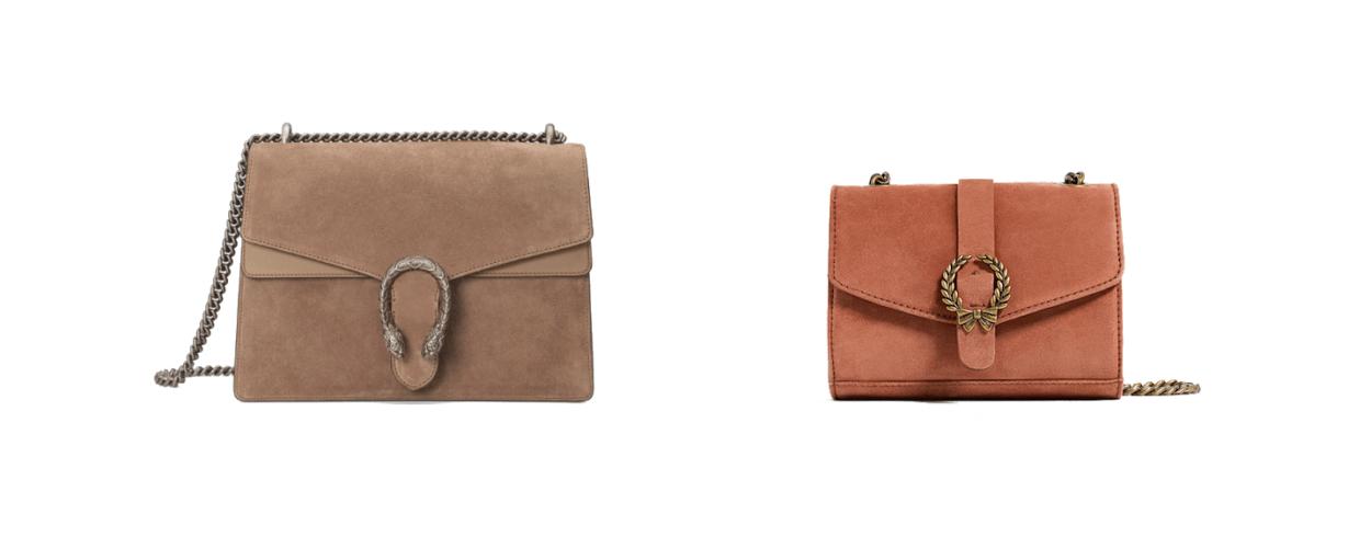 Gucci Dionysus bag Handtasche Zara Modepilot