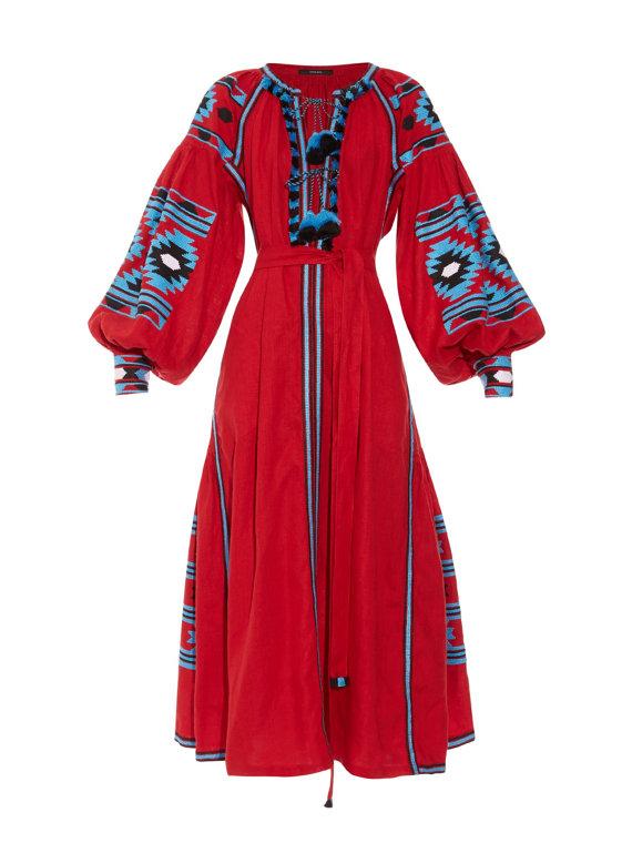 Kleid von Embroidered Dream, Ukraine, über Etsy. Preis: 334 Euro plus Versand.