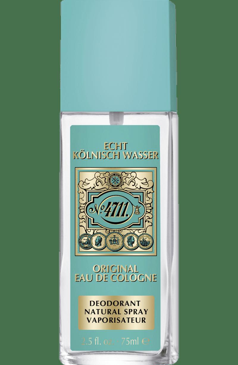 4711 Echt Kölnisch Wasser Deo Spray Modepilot