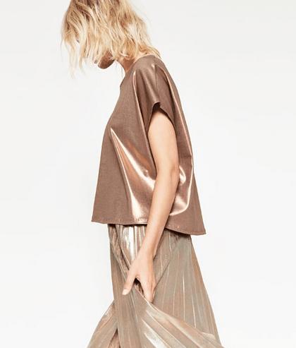 Zara: aktuell eingetroffene Kollektion