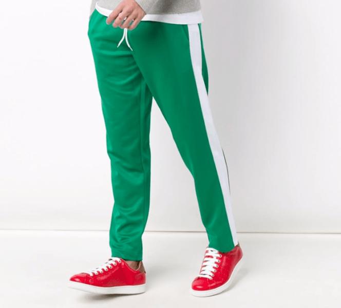 Wenn ihr diese Hose noch findet, zuschlagen. Ami by Alexandre Mattiussi. Passt in XS und S auch Frauen. Gibt es in Schwarz, Grün, Rot und Marineblau und ist aktuell reduziert.