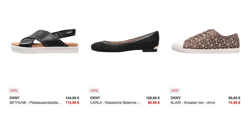 DKNY Schuhe Zalando Modepilot