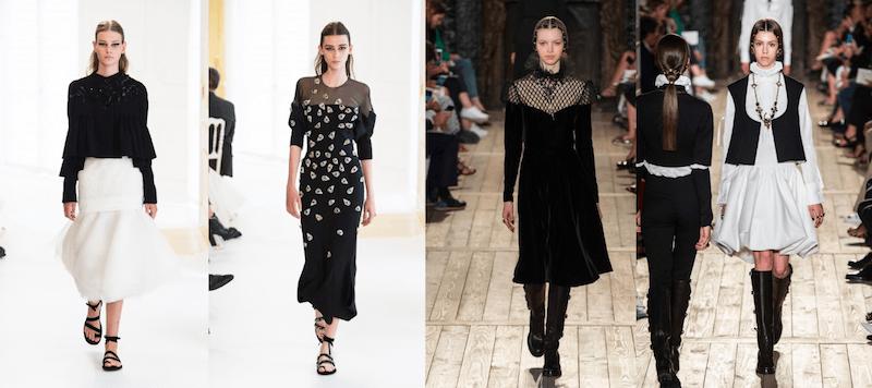 Dior Valentino Modepilot Haute Couture