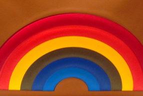Modepilot-Regenbogen-Trend