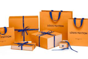Louis Vuitton neues Packaging Tüten Modepilot
