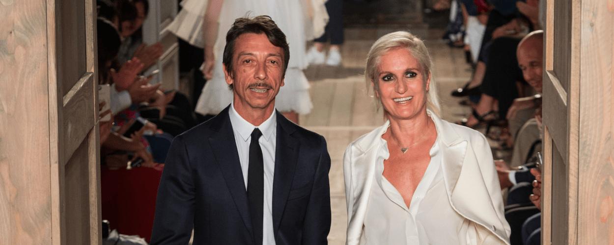 Maria Grazia Chiuri Dior creative Chefdesignerin Kreativdirektorin Modepilot