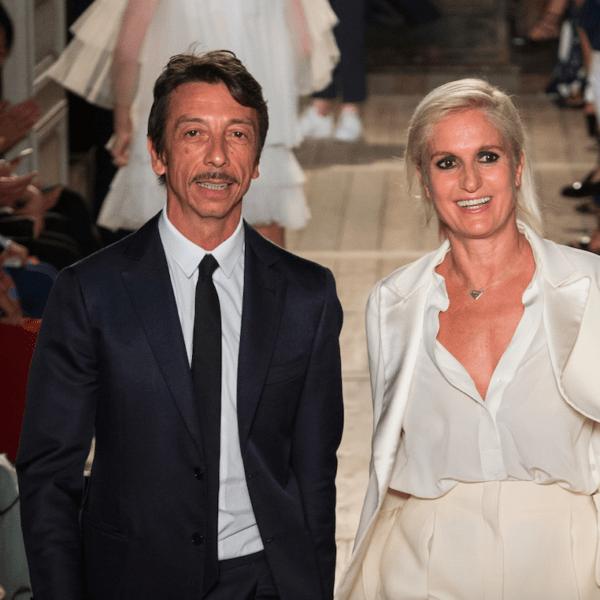 Maria Grazia Chiuri verlässt Valentino ... für Dior