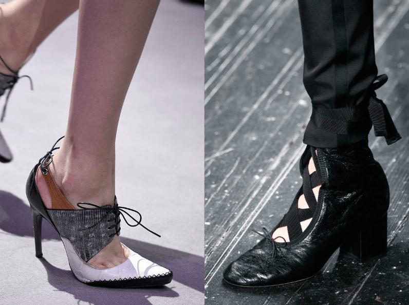 Schuhe Dior verus Valentino Modepilot