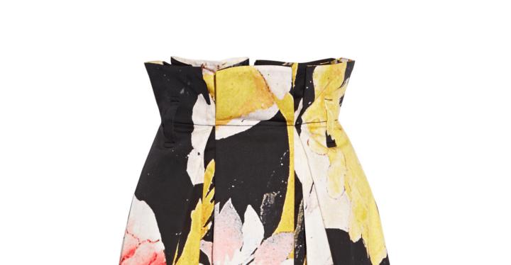 Vivienne Westwood Paperbag Skirt Rock Modepilot