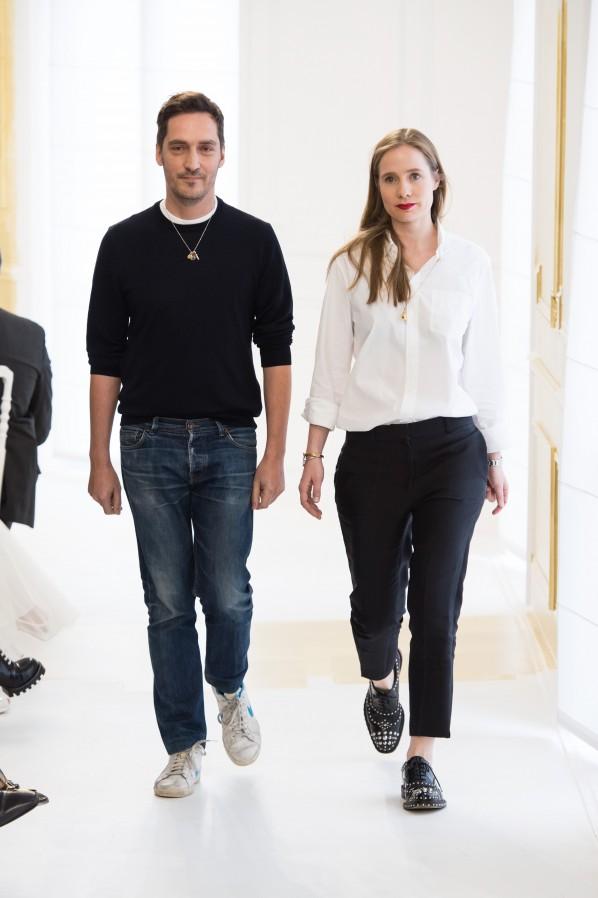 Meier Ruffieux Dior Designer Modepilot 2016