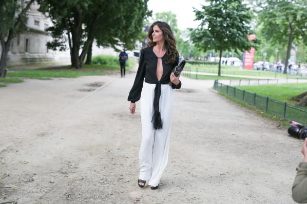 Giambattista Valli Haute Couture Streetstyle Modepilot