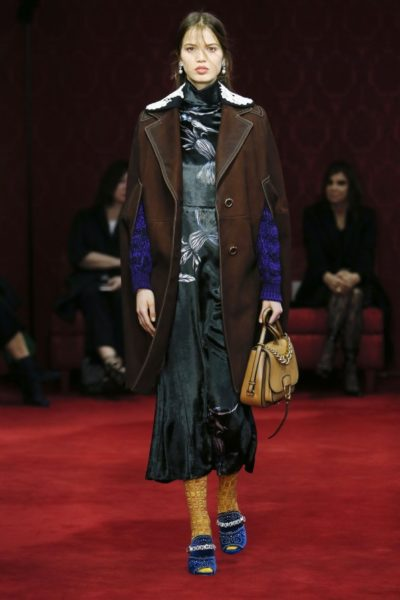 Miu Miu in der eleganten Pre-Fall-Version