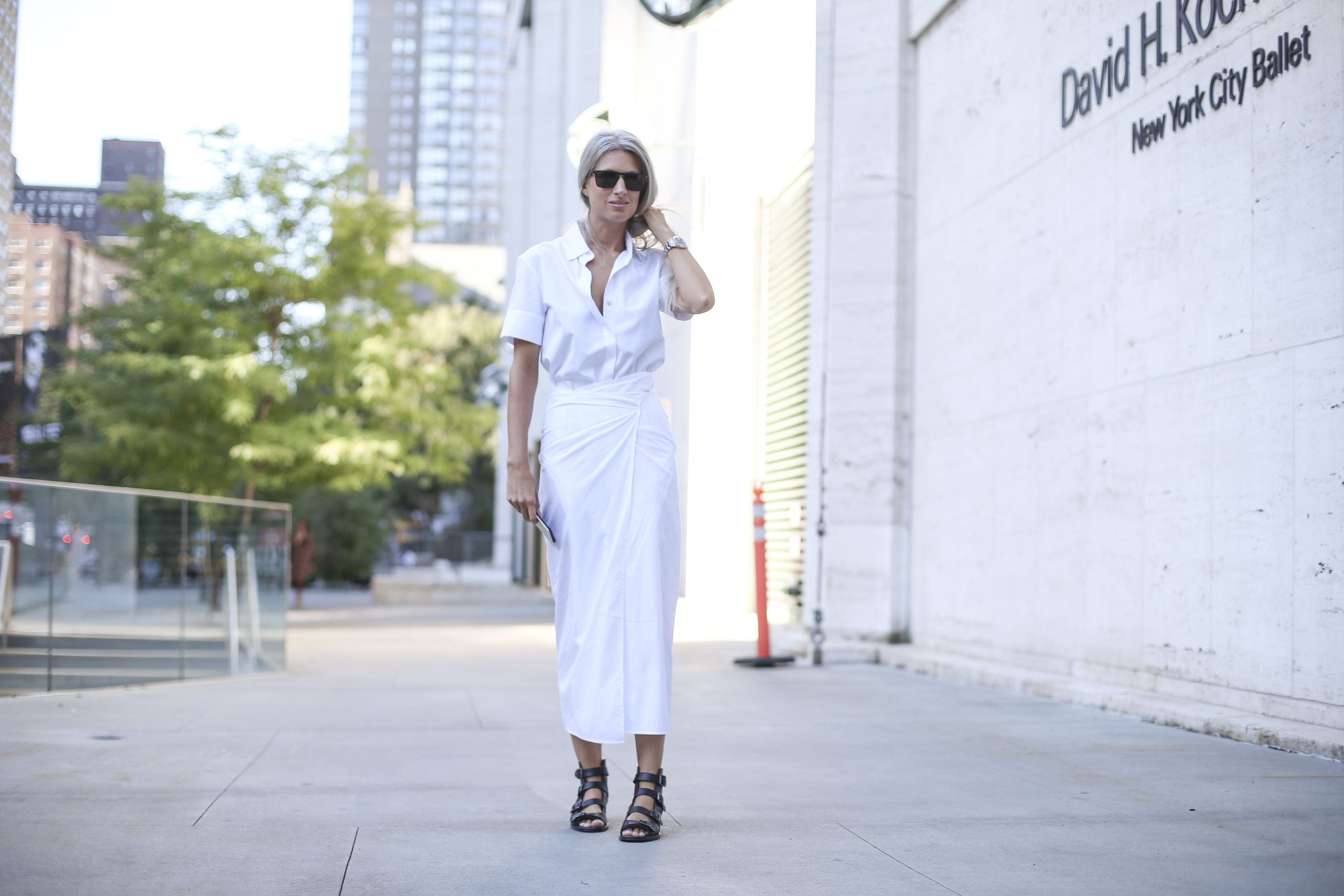 streetstyle business look inspiration