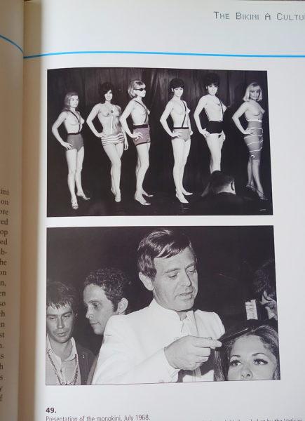 Rudi Gernreich und sein Monokini