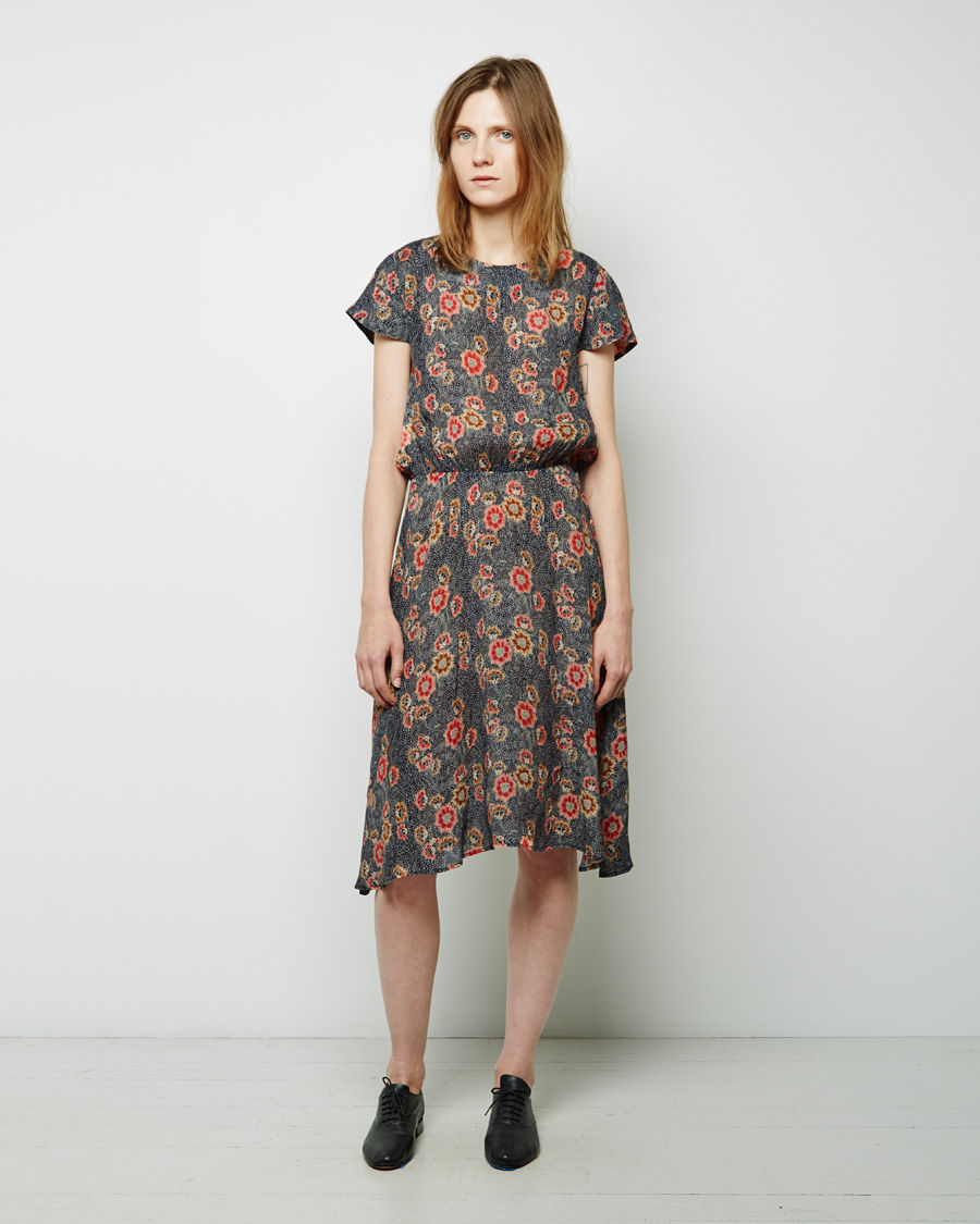 Isabel Marant sukey dress modepilot